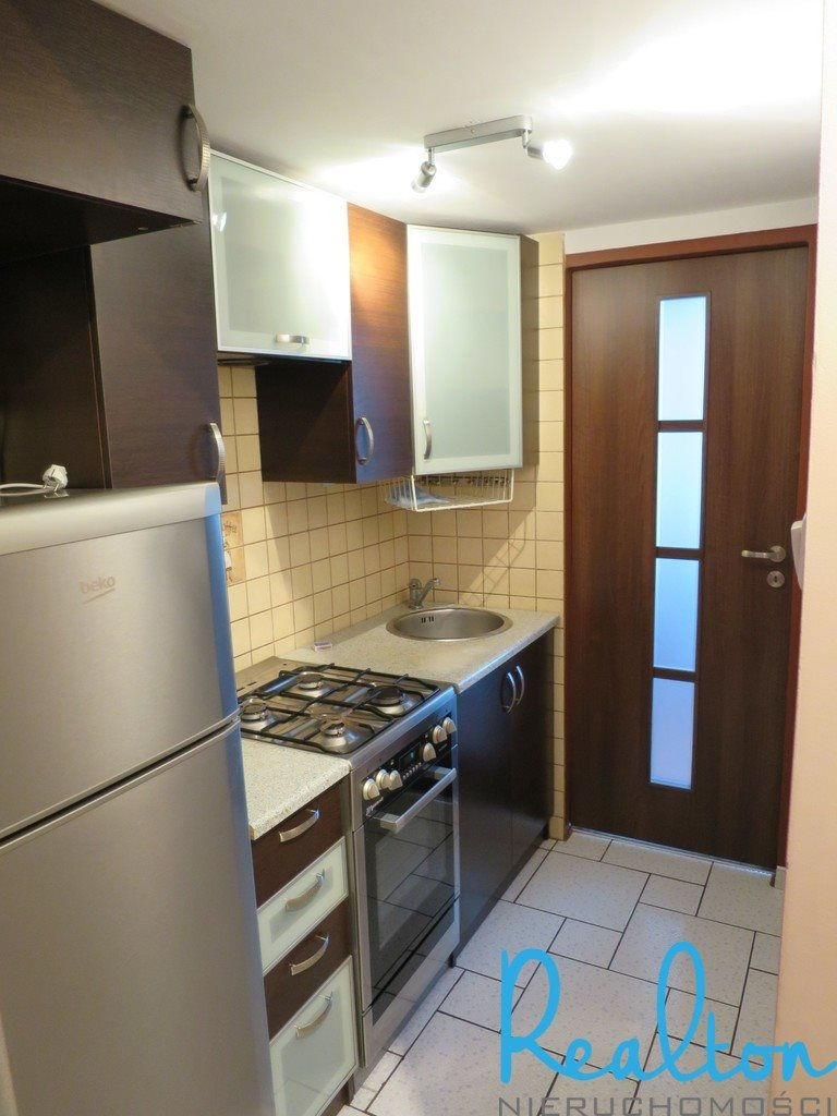 Mieszkanie dwupokojowe na wynajem Katowice, Ligota, Zielonogórska  39m2 Foto 3
