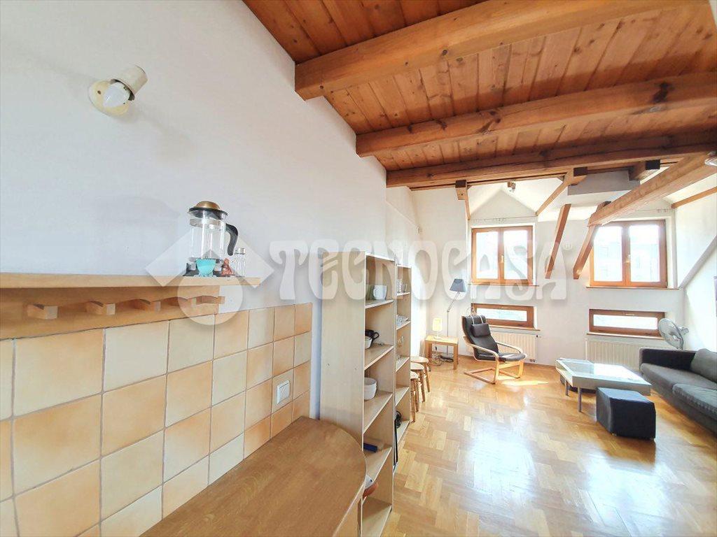 Mieszkanie trzypokojowe na wynajem Kraków, Stare Miasto, Dwernickiego  52m2 Foto 10
