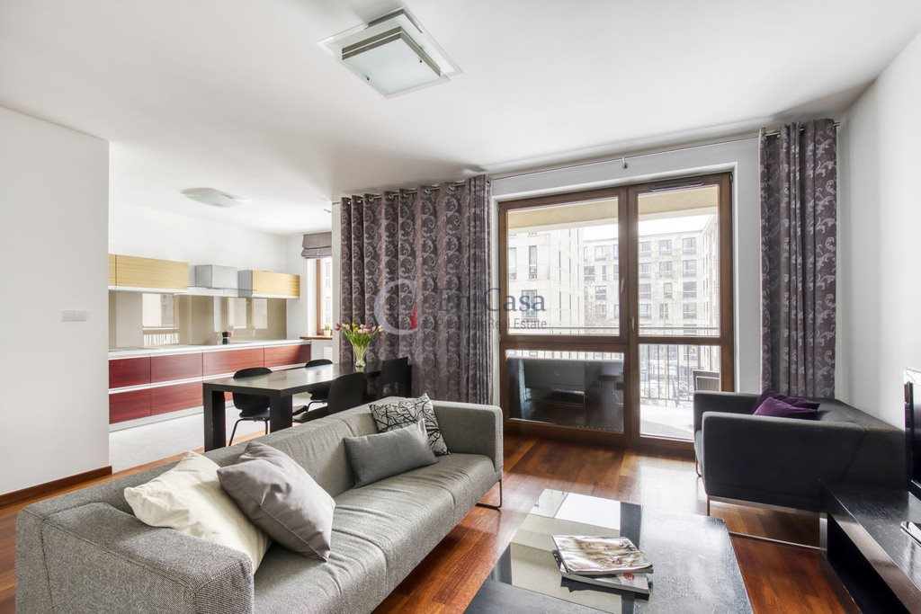Mieszkanie trzypokojowe na sprzedaż Warszawa, Śródmieście, Powiśle, Dobra  75m2 Foto 2