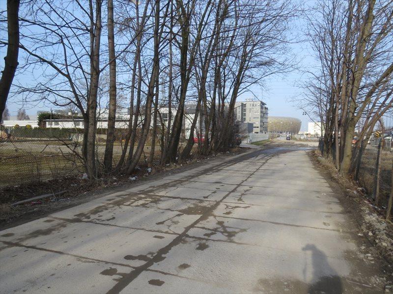 Działka inwestycyjna na sprzedaż Gdańsk, Letnica, Narwicka  2083m2 Foto 10