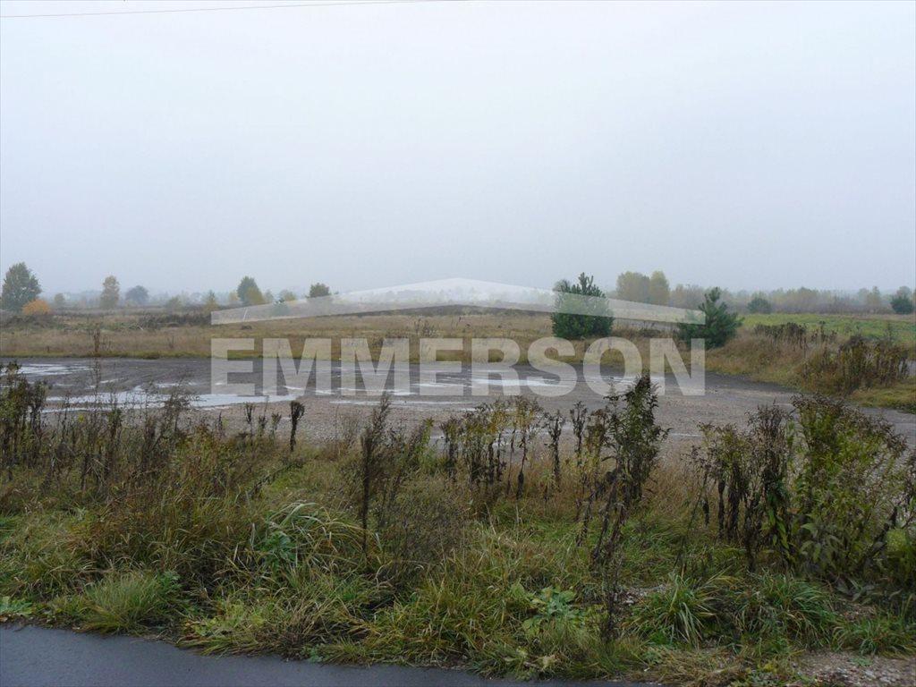 Działka przemysłowo-handlowa na sprzedaż Pieńków, Pieńków  9900m2 Foto 1