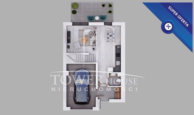 Dom na sprzedaż Marki  109m2 Foto 3