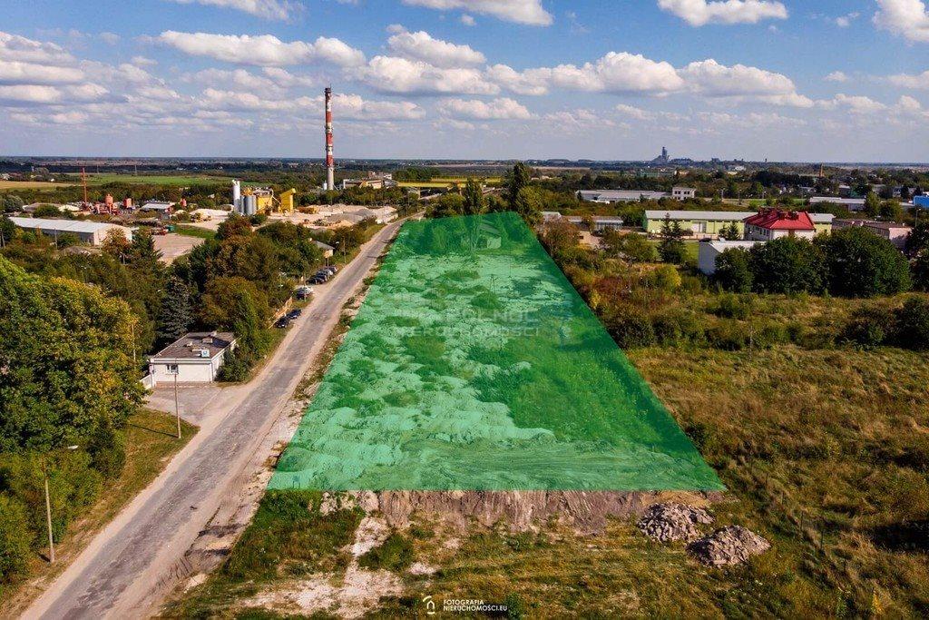 Działka przemysłowo-handlowa na sprzedaż Chełm  5241m2 Foto 1