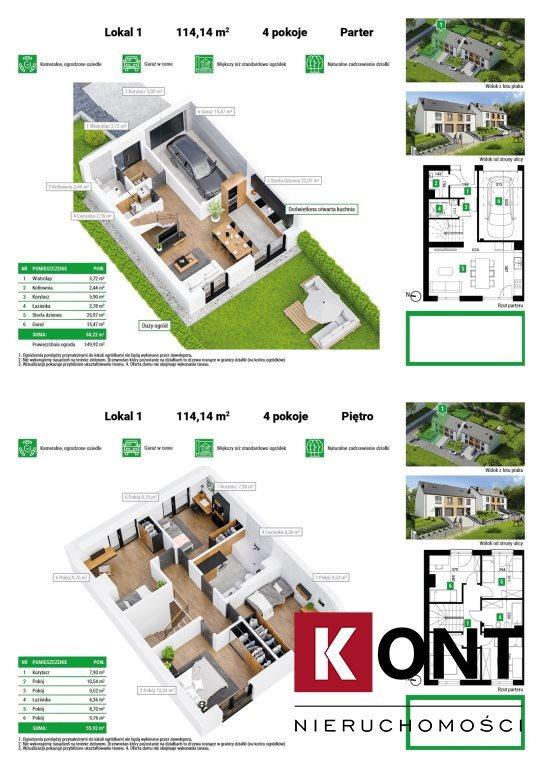 Mieszkanie na sprzedaż Balice  114m2 Foto 4
