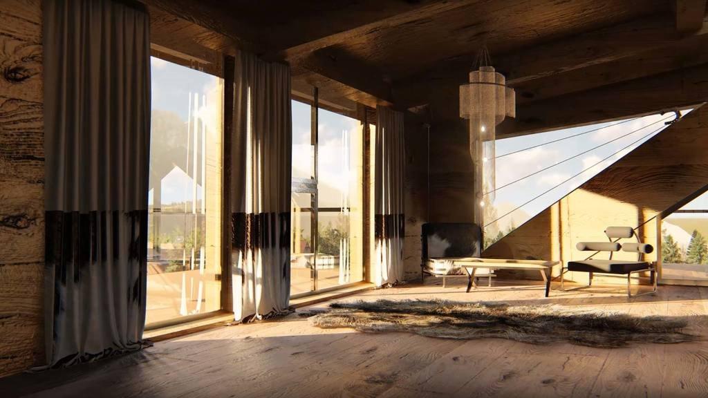 Mieszkanie dwupokojowe na sprzedaż Zakopane  45m2 Foto 1