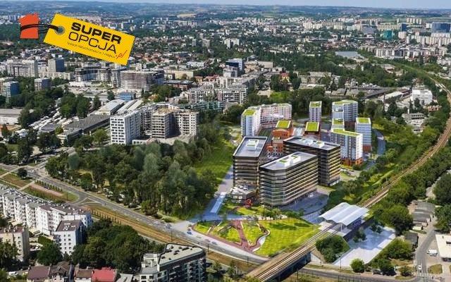 Lokal użytkowy na sprzedaż Kraków, Grzegórzki  55m2 Foto 5