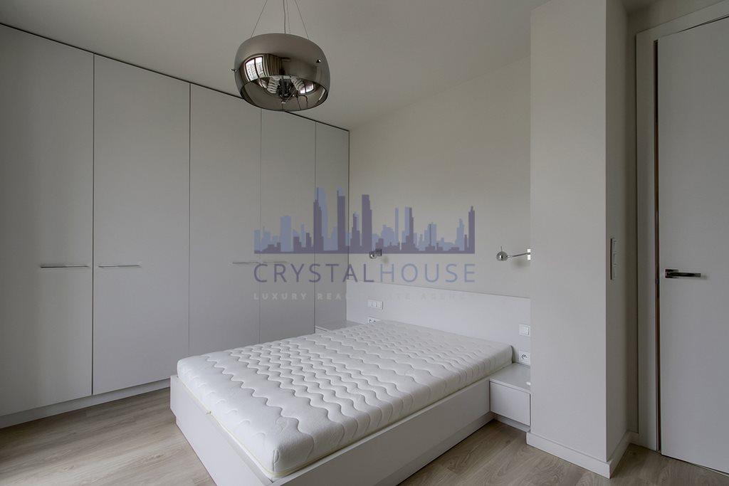 Mieszkanie trzypokojowe na wynajem Warszawa, Śródmieście, Leona Kruczkowskiego  104m2 Foto 8