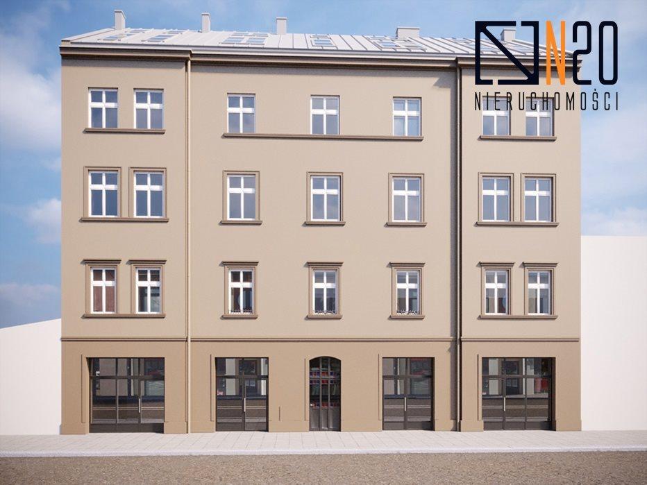 Mieszkanie trzypokojowe na sprzedaż Kraków, Podgórze, Stare Podgórze  57m2 Foto 2
