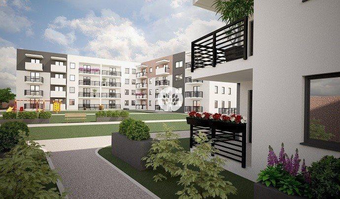 Mieszkanie czteropokojowe  na sprzedaż Bydgoszcz, Bartodzieje Wielkie, Kazimierza Pułaskiego  70m2 Foto 1