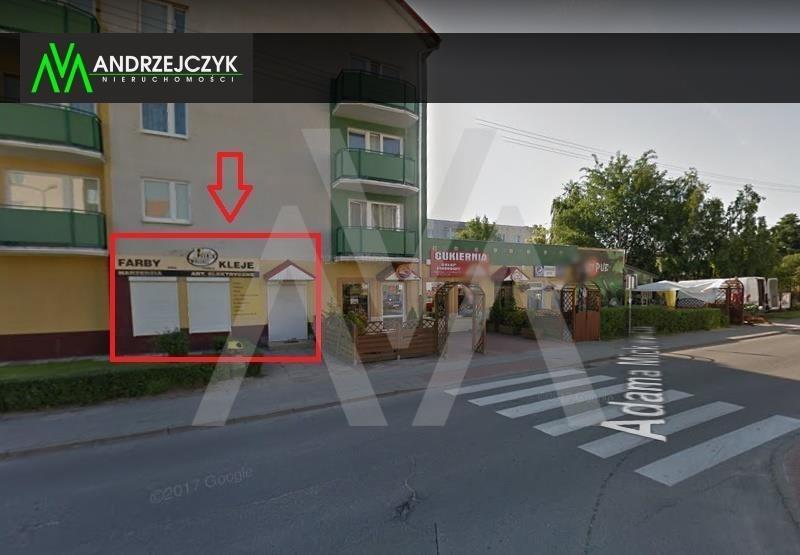 Lokal użytkowy na sprzedaż Reda, MICKIEWICZA ADAMA  78m2 Foto 1