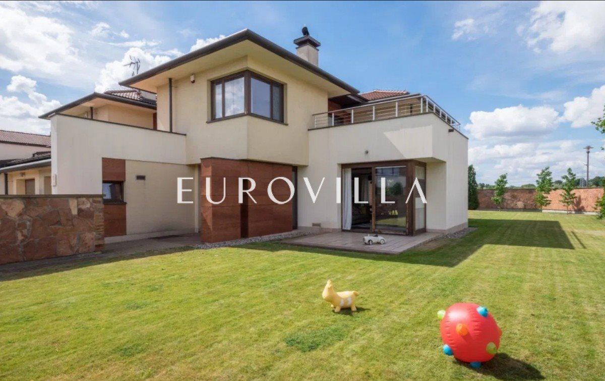 Dom na sprzedaż Konstancin-Jeziorna, Czesława Miłosza  195m2 Foto 1