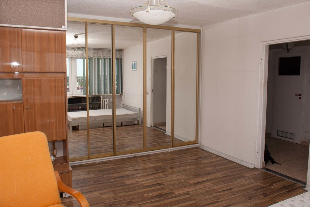 Mieszkanie dwupokojowe na sprzedaż Szczecin, Pomorzany, Xawerego Dunikowskiego  47m2 Foto 4