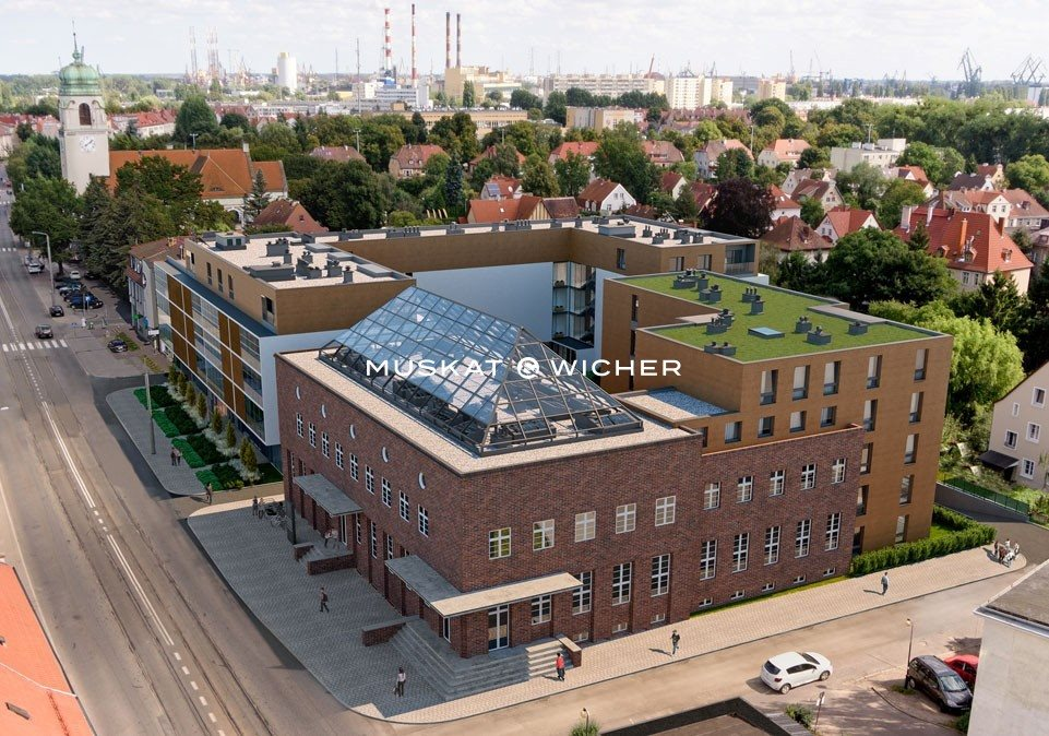 Mieszkanie trzypokojowe na sprzedaż Gdańsk, Wrzeszcz, Adama Mickiewicza  61m2 Foto 3