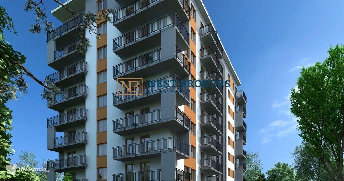 Mieszkanie trzypokojowe na sprzedaż Kraków, Płaszów, Koszykarska  49m2 Foto 1