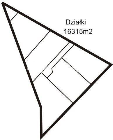 Działka siedliskowa na sprzedaż Donimierz  16315m2 Foto 2