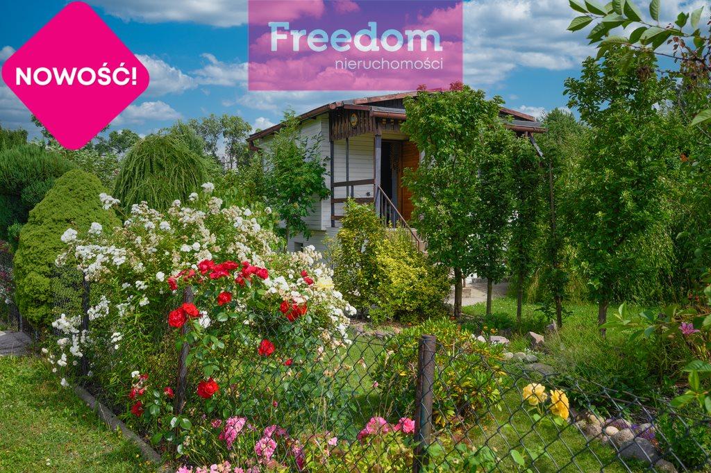 Działka rekreacyjna na sprzedaż Łódź, Górna, Pustynna  380m2 Foto 1