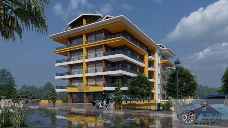 Mieszkanie trzypokojowe na sprzedaż Turcja, Alanya - Kestel, Alanya - Kestel  102m2 Foto 12