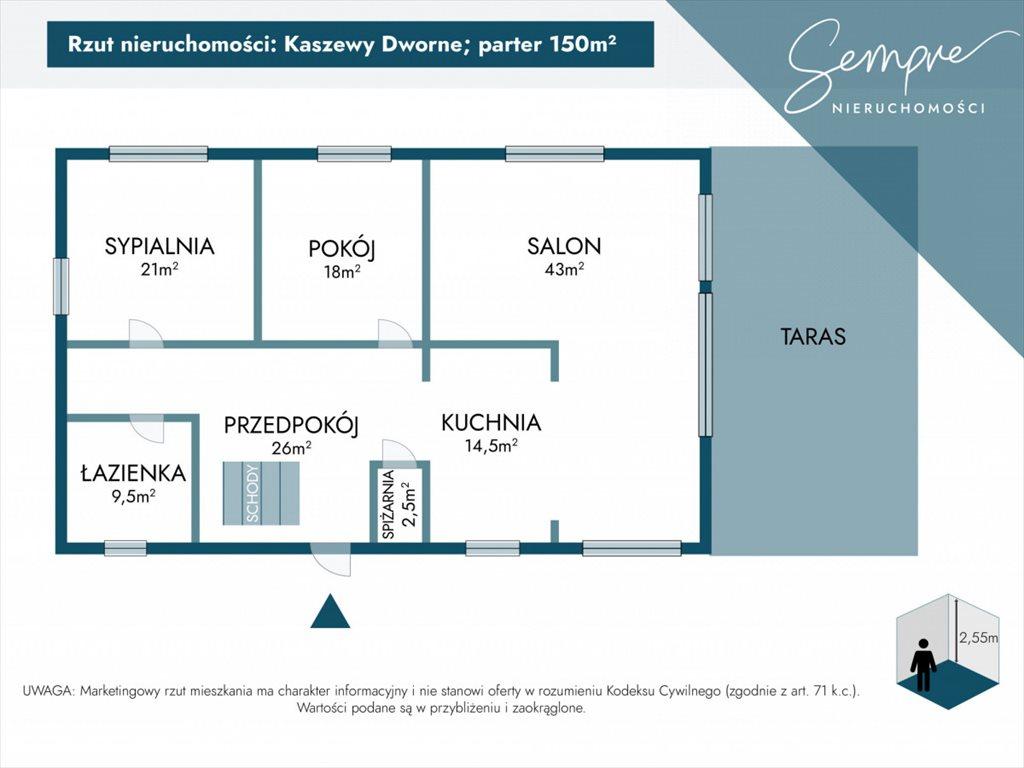 Działka siedliskowa na sprzedaż Kaszewy Dworne  50500m2 Foto 4