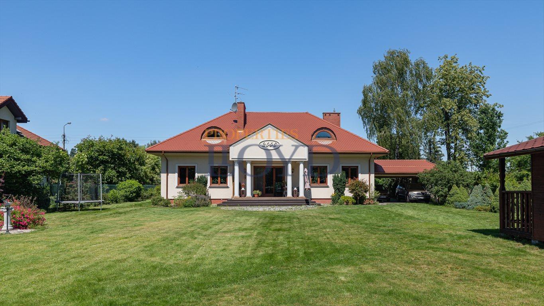 Dom na sprzedaż Głosków-Letnisko, Klonowa  260m2 Foto 3