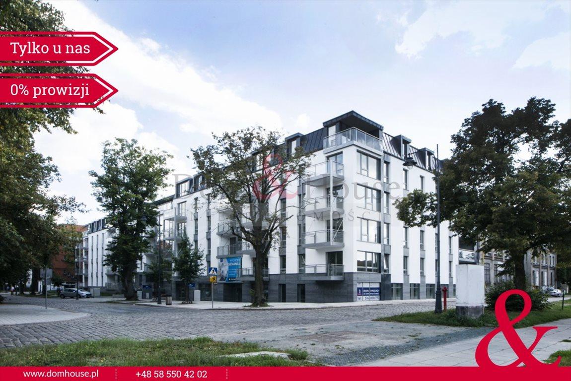 Lokal użytkowy na sprzedaż Gdańsk, Śródmieście, Kamienna Grobla  82m2 Foto 1