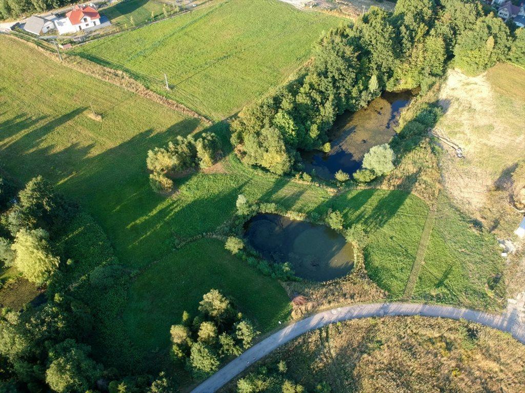 Działka budowlana na sprzedaż Grzybno, Rybacka  11743m2 Foto 2