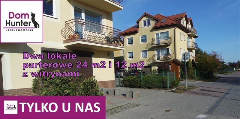 Lokal użytkowy na sprzedaż Gdańsk, Osowa, Jednorożca  38m2 Foto 1