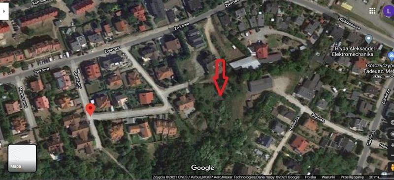 Działka budowlana na sprzedaż Rumia, Żwirowa  756m2 Foto 3