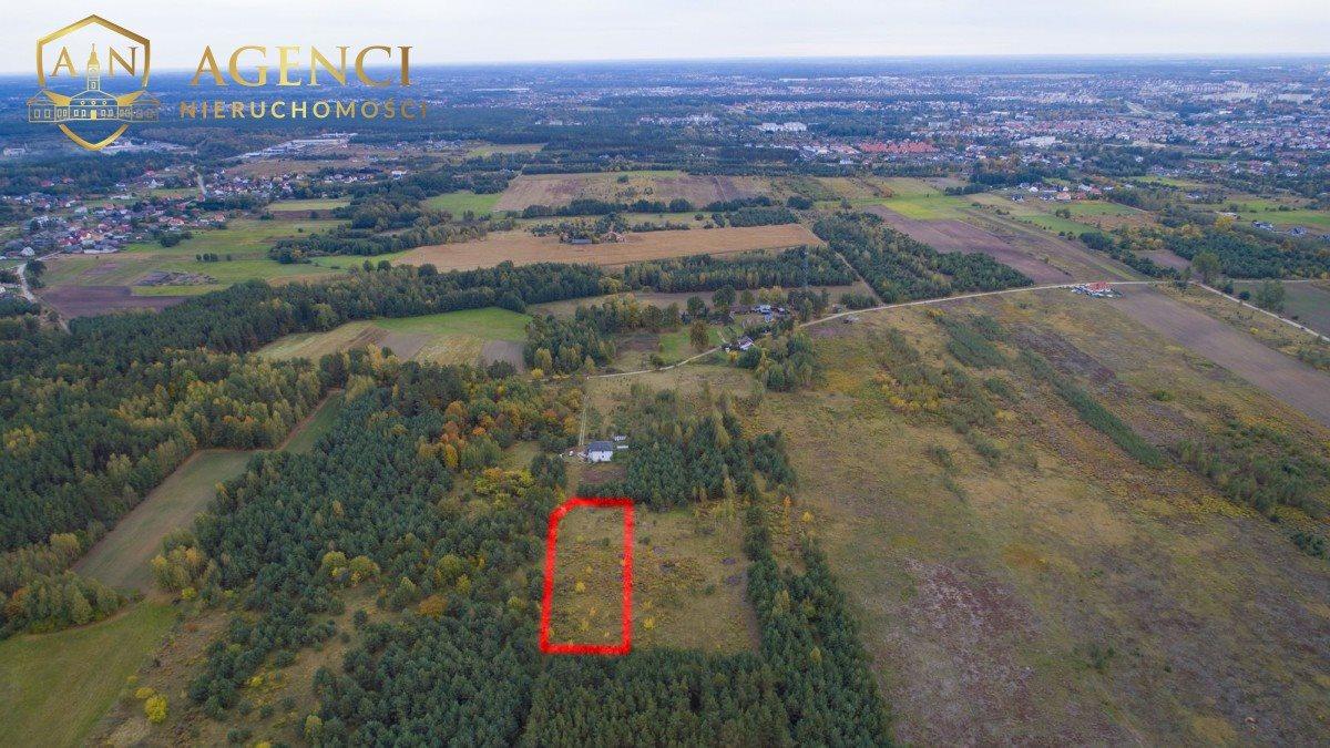 Działka budowlana na sprzedaż Białystok, Bagnówka  2404m2 Foto 5