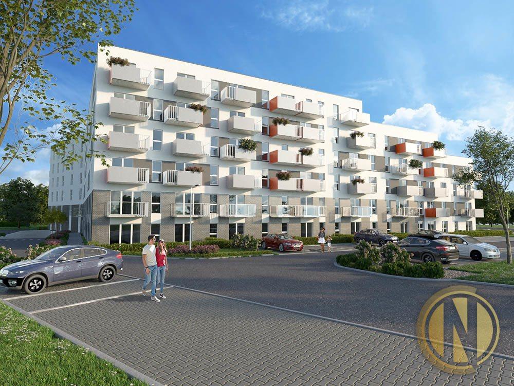 Mieszkanie trzypokojowe na sprzedaż Kraków, Prądnik Biały, Prądnik Biały, Henryka Pachońskiego  50m2 Foto 2