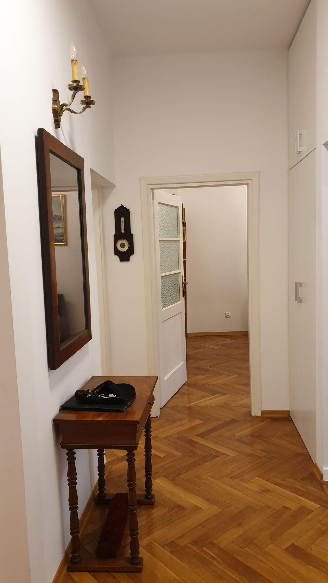 Mieszkanie trzypokojowe na sprzedaż Warszawa, Śródmieście, Słowackiego  78m2 Foto 3