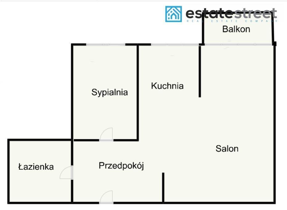 Mieszkanie dwupokojowe na wynajem Kraków, Bronowice Małe, Bronowice Małe, Jerzego Szablowskiego  52m2 Foto 12