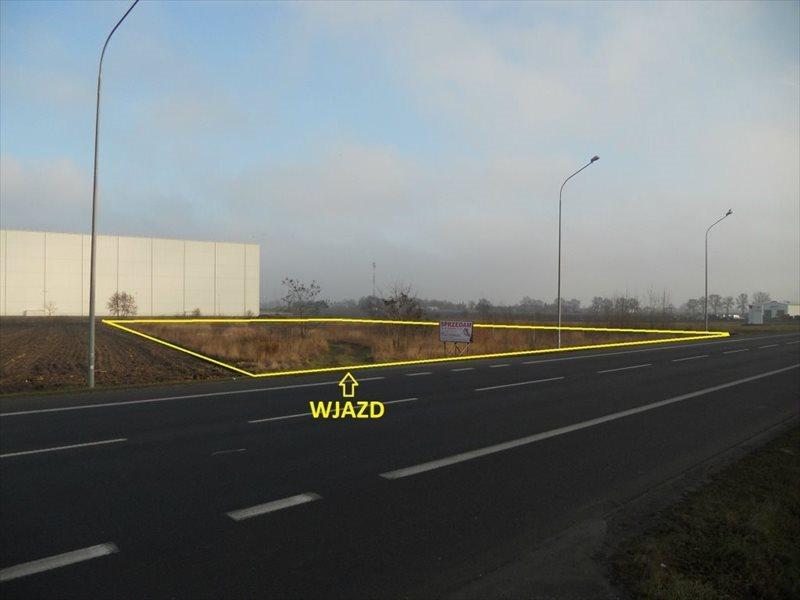Działka przemysłowo-handlowa na sprzedaż Kutno, Sklęczkowska  10132m2 Foto 3