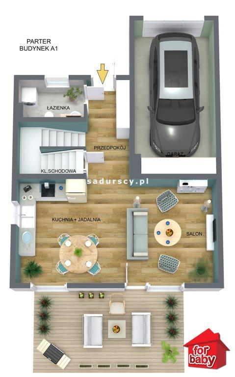 Dom na sprzedaż Liszki, Piekary, Piekary, Piekary  118m2 Foto 5