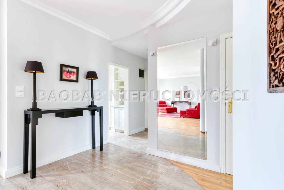 Mieszkanie czteropokojowe  na wynajem Warszawa, Praga-Południe, Saska Kępa, Saska  110m2 Foto 3