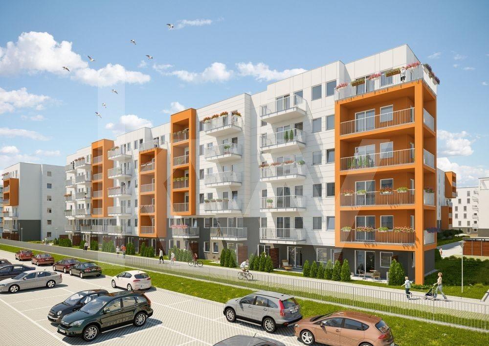 Mieszkanie dwupokojowe na sprzedaż Poznań, Winogrady  55m2 Foto 1
