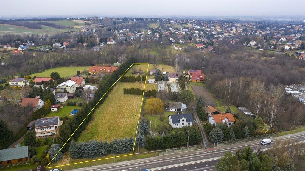 Działka budowlana na sprzedaż Łańcut, Józefa Piłsudskiego  9246m2 Foto 1