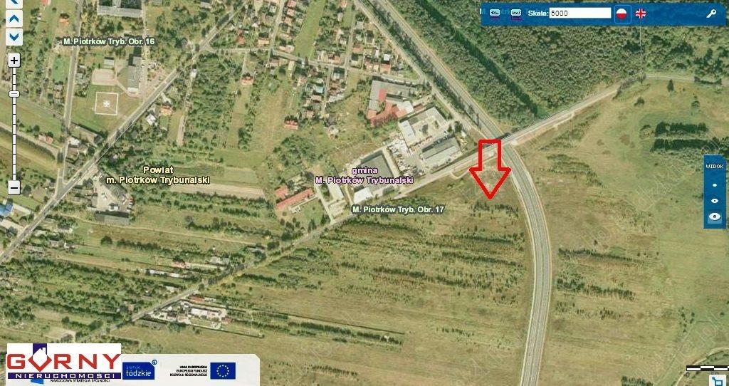 Działka inna pod dzierżawę Piotrków Trybunalski  11060m2 Foto 10