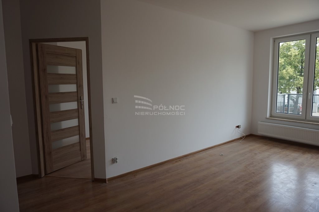 Mieszkanie dwupokojowe na wynajem Pabianice, Nowe 2 pokoje, winda, balkon, miejsce postojowe, Centrum  39m2 Foto 4