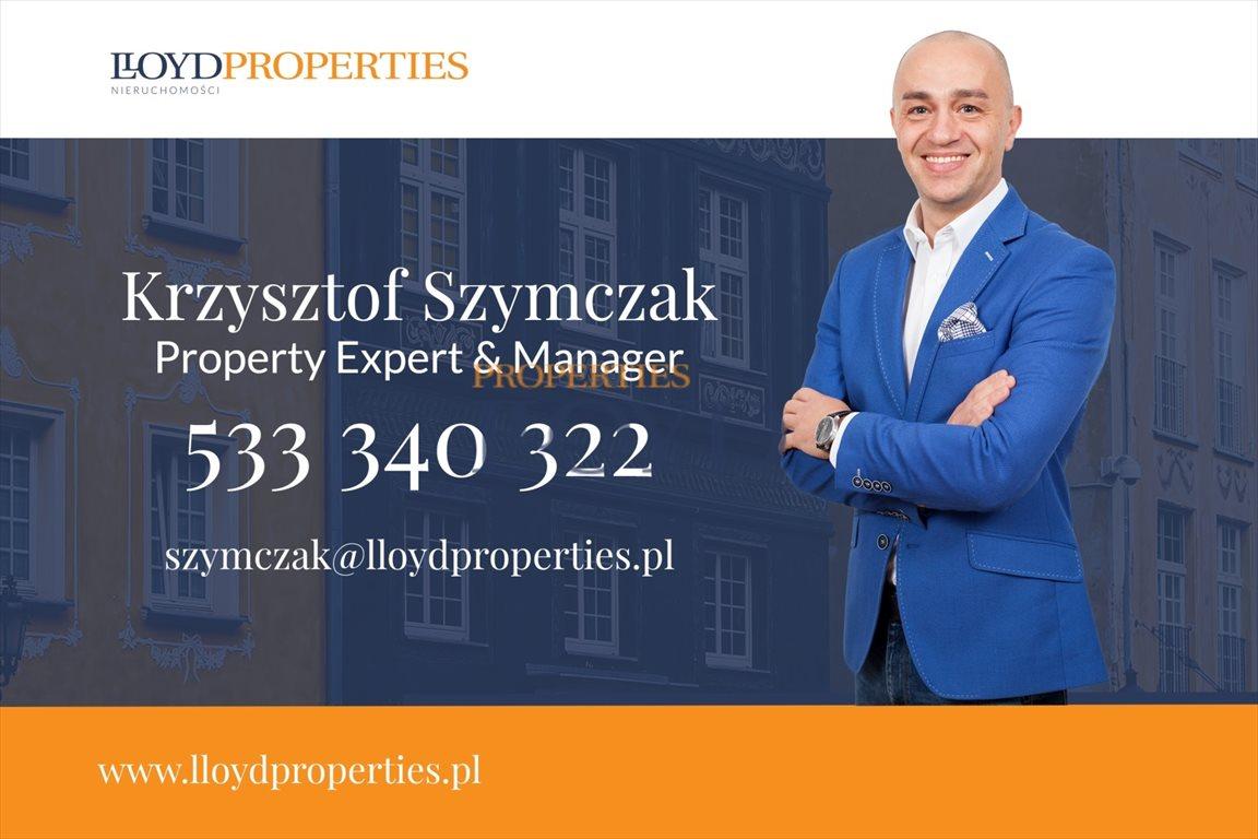 Mieszkanie dwupokojowe na sprzedaż Gdańsk, Przymorze Wielkie, Piastowska  41m2 Foto 8
