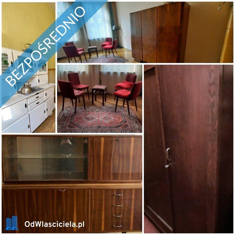 Mieszkanie dwupokojowe na sprzedaż Wrocław, Stare Miasto, Kościuszki 178  51m2 Foto 6