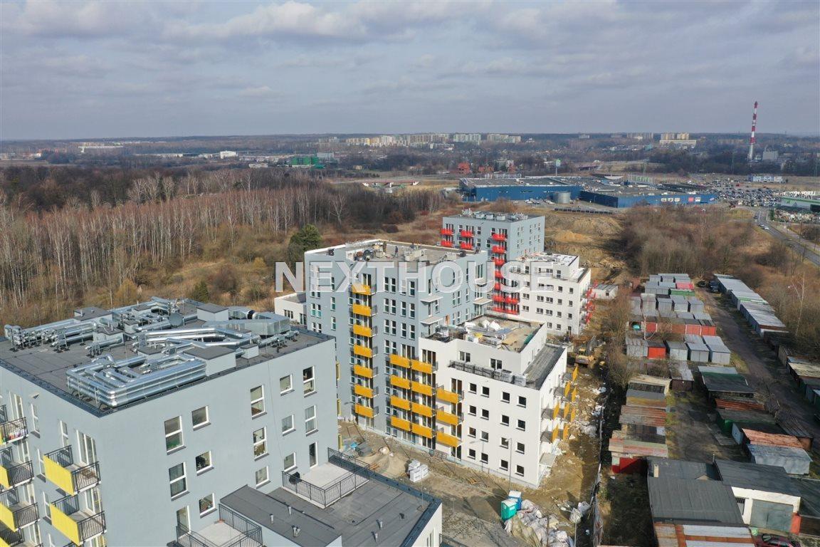 Mieszkanie trzypokojowe na sprzedaż Gliwice, Stare Gliwice  53m2 Foto 7
