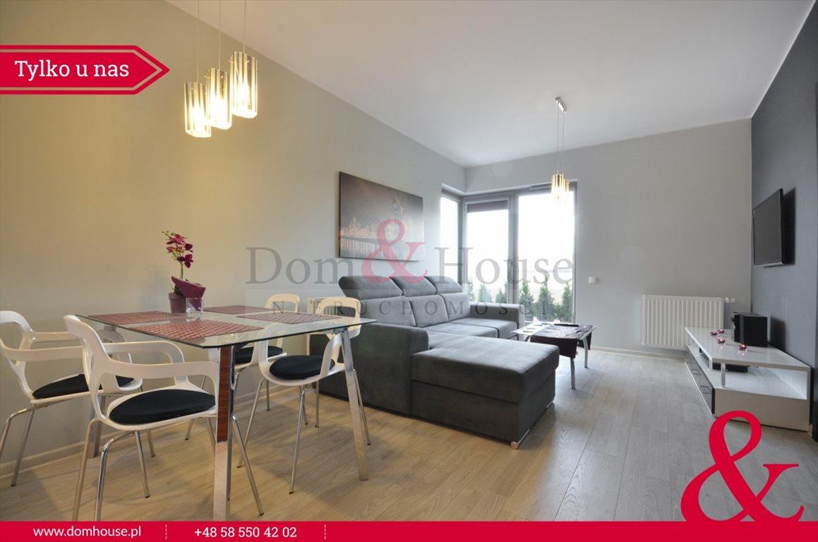 Mieszkanie dwupokojowe na wynajem Gdańsk, Śródmieście, Szafarnia  49m2 Foto 1