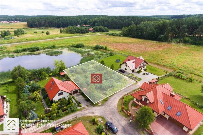 Działka budowlana na sprzedaż Olsztyn, Dorotowo  1023m2 Foto 1