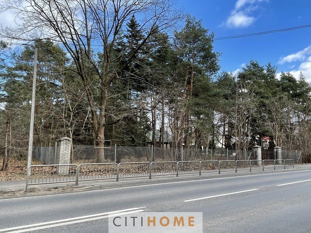 Działka budowlana na sprzedaż Józefów, Nadwiślańska  2140m2 Foto 3