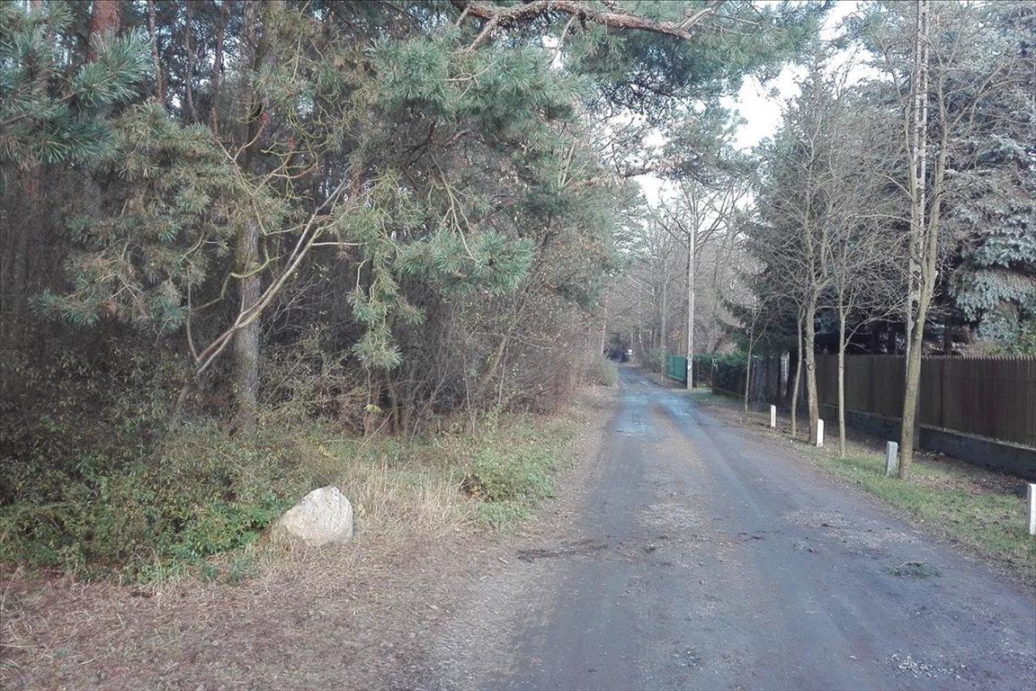 Działka leśna z prawem budowy na sprzedaż Piaseczno  2000m2 Foto 4