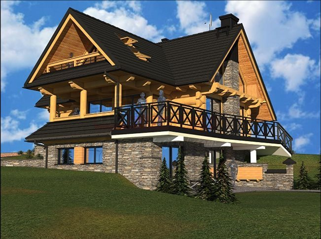 Dom na sprzedaż Kluszkowce  210m2 Foto 1