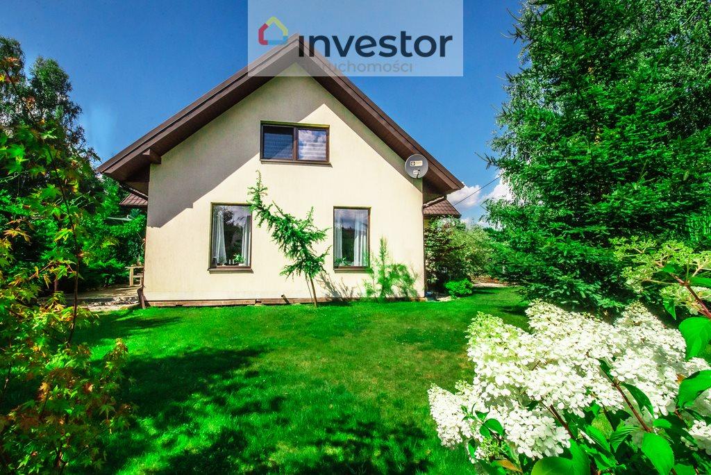 Dom na sprzedaż Ćmińsk, Wyręba  220m2 Foto 3