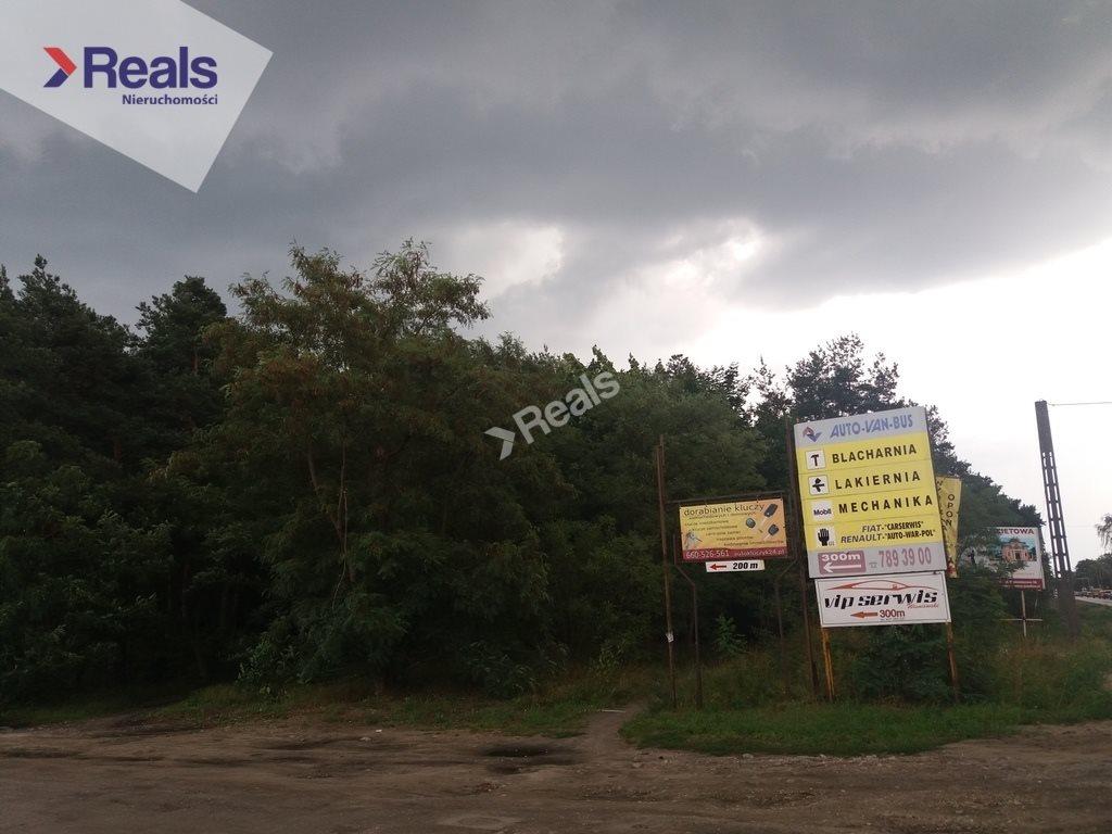 Działka leśna z prawem budowy na sprzedaż Józefów  3077m2 Foto 1