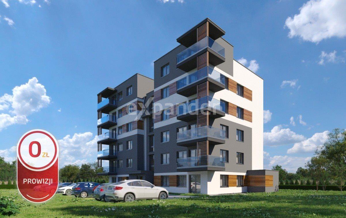 Mieszkanie trzypokojowe na sprzedaż Toruń, Kręta  53m2 Foto 2