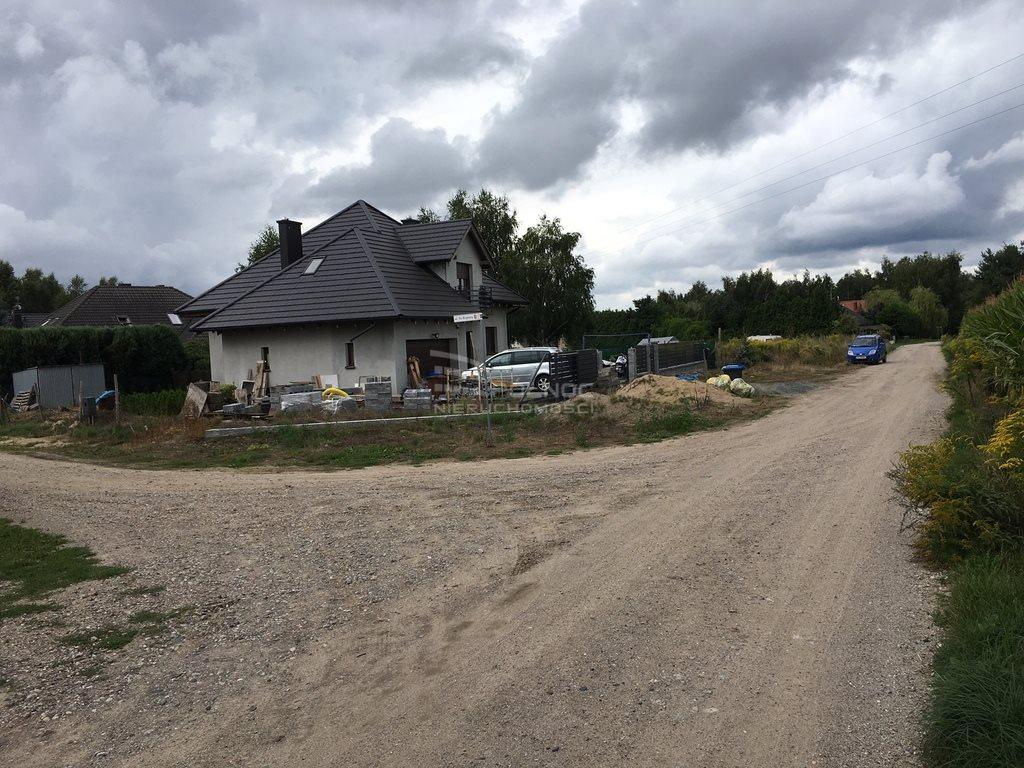 Działka budowlana na sprzedaż Jerzykowo, Stroma  960m2 Foto 3